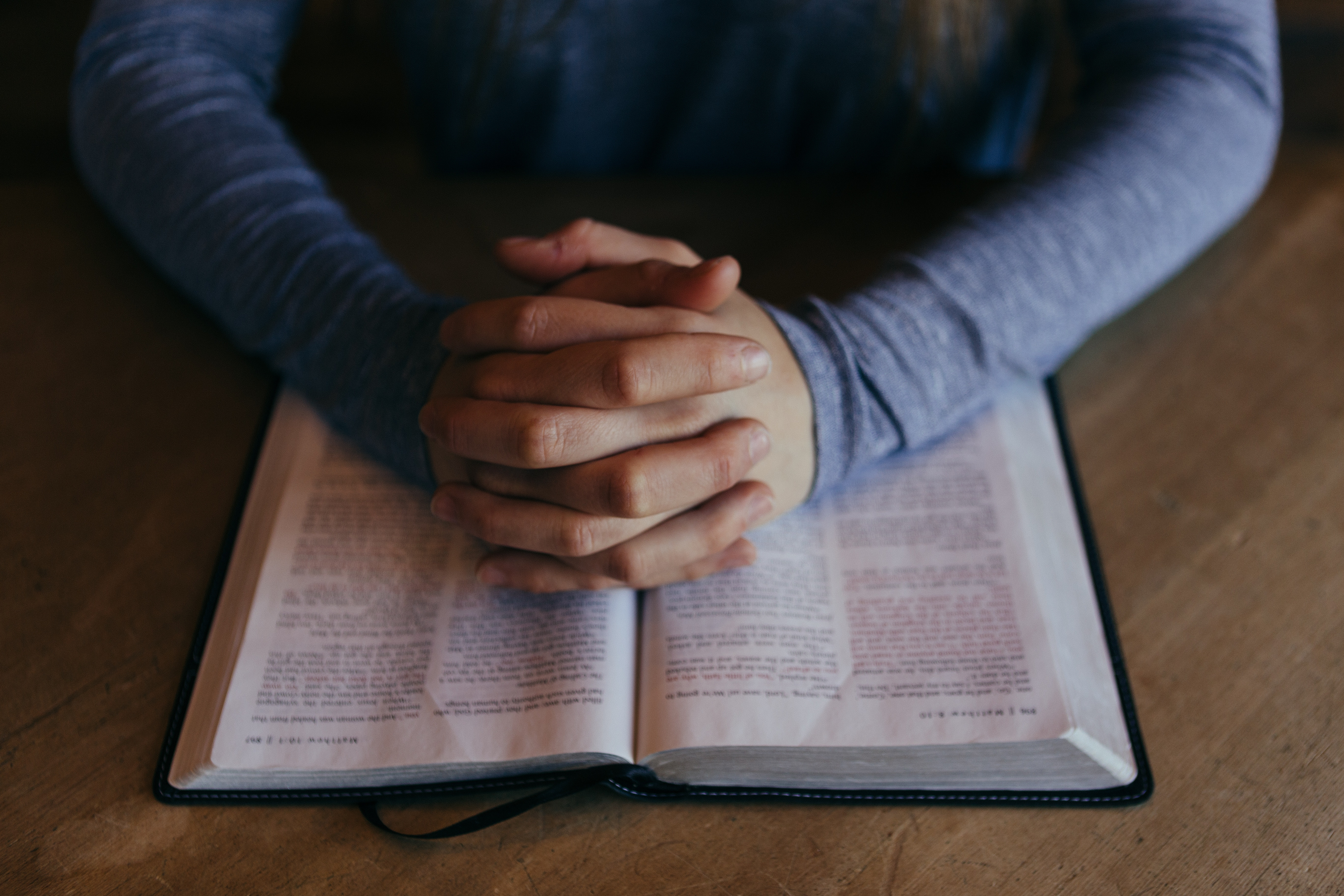 Prayer Within Depression and Anxiety