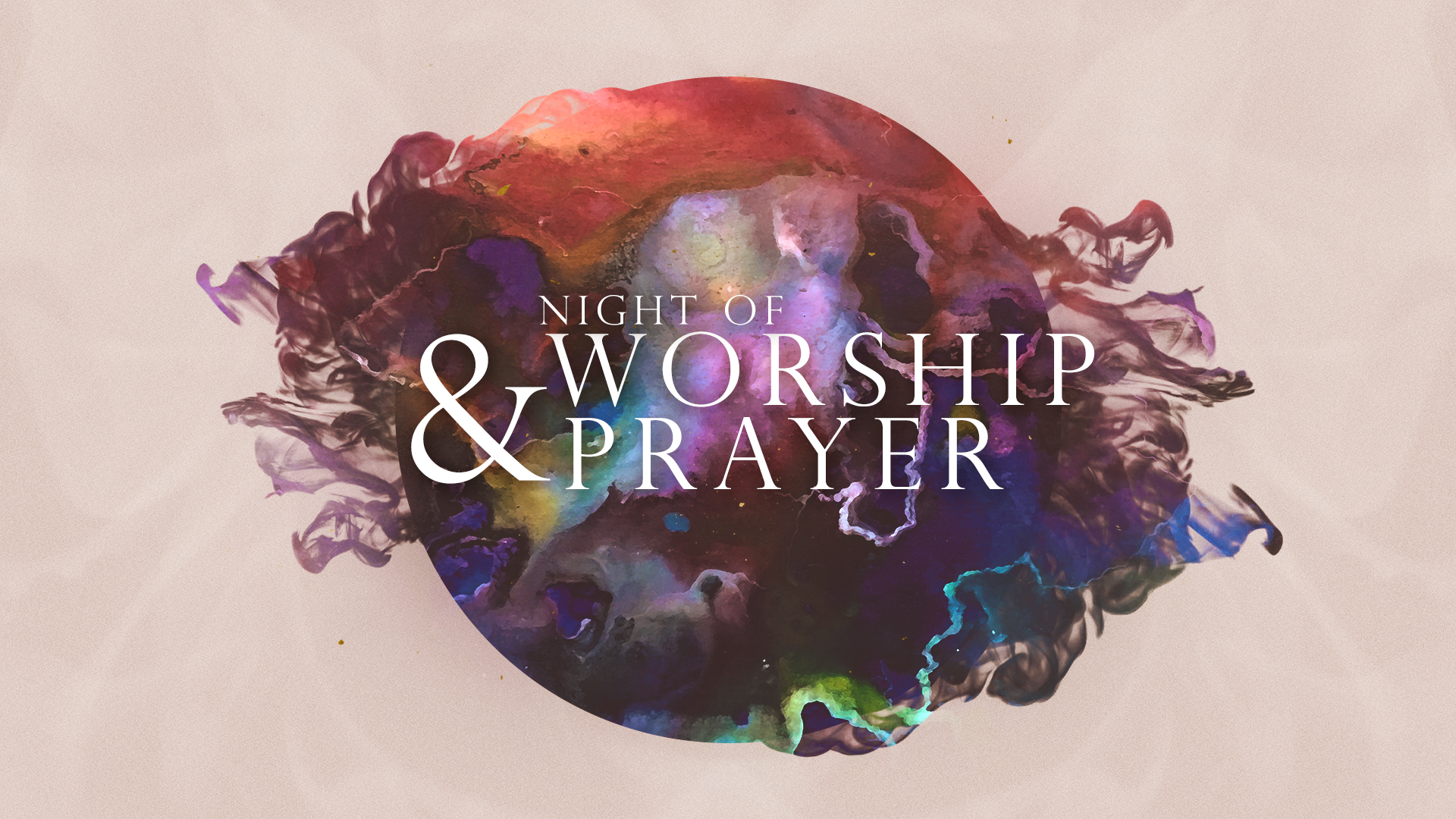 Worship & Prayer Night