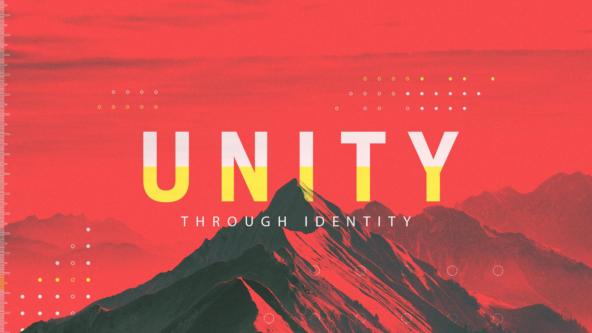 Unity Through Identity