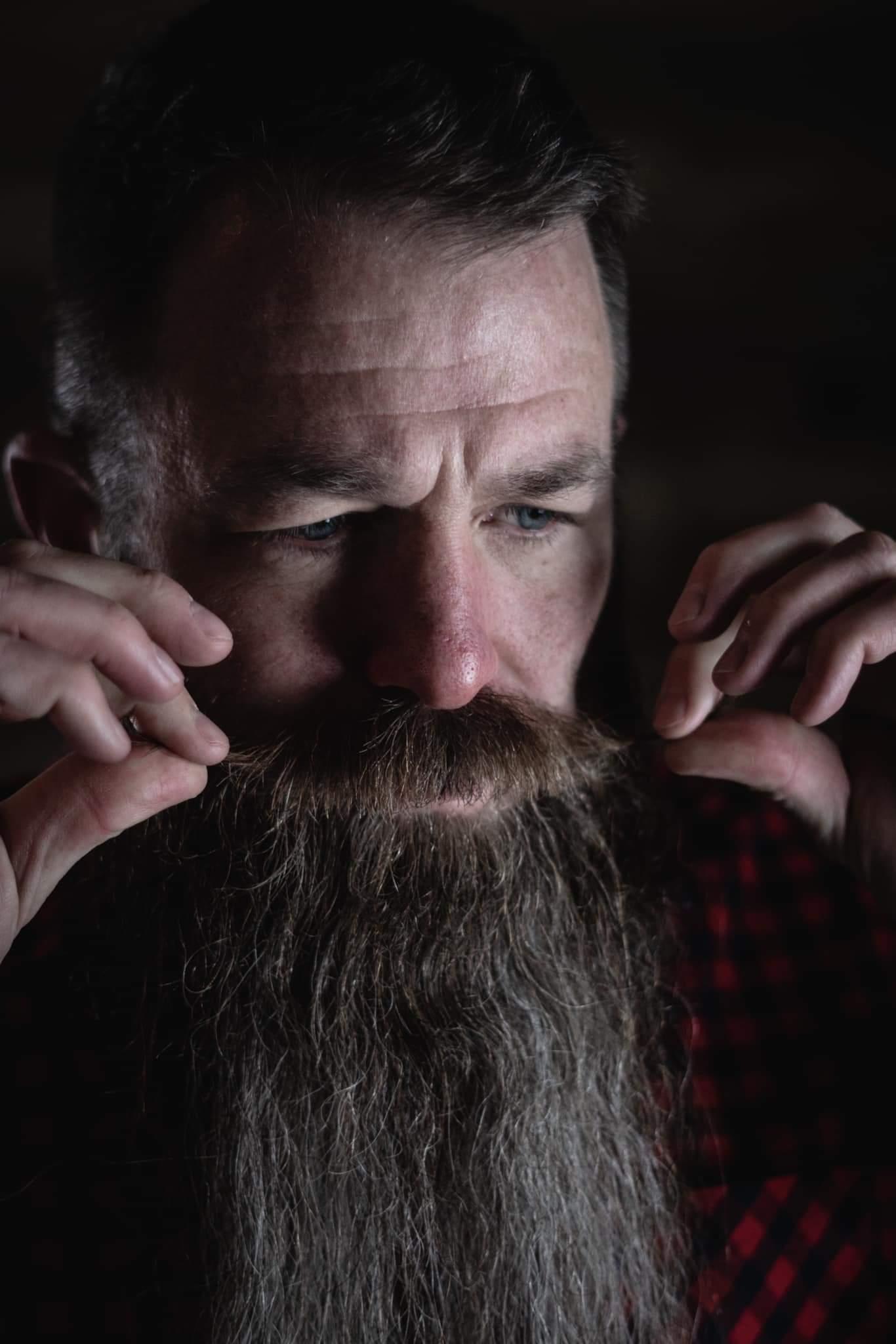 Donavan's beard is coming off – live on YouTube!